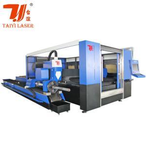 China Taiyi Cypcut Fiber 3D Laser Cutting Machine 1070nm Laser Wavelength on sale