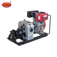 Lifting Equipment 3Tons JM3C Shafted Driven Cable Powered Pulling Winch Manufactures