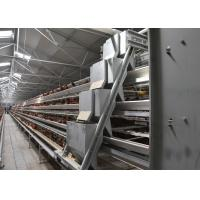 Best Price Galvanization Automatic Layer Cage Poultry Equipment System Manufactures
