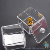 acrylic cosmetic counter organizer Manufactures