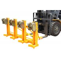 Library , Restaurant Forklift Drum Handling Attachment 1440Kg Loading Capacity Manufactures