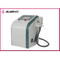 """Lipo Massage Cryolipolysis Slimming Machine For Fat Breakdown , 8"""" Touch Screen Manufactures"""