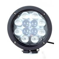 60w 7-Inch Superbright Cree LED Driving Lights for Truck Jeep Automotive Parts Manufactures