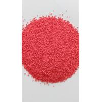 Deep red detergent speckles colorful speckle sodium sulphate speckles for detergent powder Manufactures