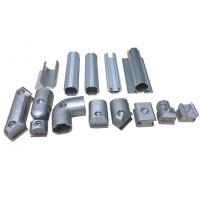 China Dia-cast Aluminum Drain Pipe Joints ROHS For Connecting Pipe And Joint Products on sale