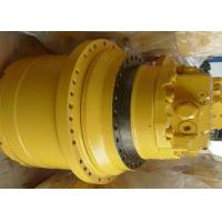 Quality Final Drive Components Travel Motor TM18VC-02 131kgs Yellow For Hyundai R130-7 for sale