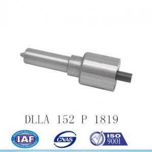 EPIC Common Rail Nozzle WEICHAI WD10 DLLA 152 P 1819 P.N 0 433 172 111 Manufactures