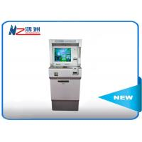 Indoor Self Service Digital Advertising Kiosk Dual Display Touch Screen Manufactures