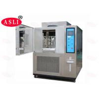 20-98%R.H Heating Aging Oven Temperature Humidity Chamber 50 / 60Hz Manufactures