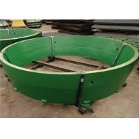 Buy cheap Manganese Steel Cone Crusher Spare Parts from wholesalers