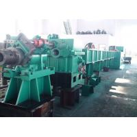 Seamless Carbon Steel Pipe Making Machine 90mm , 3 Roll Tube Cold Rolling Mill Machinery Manufactures