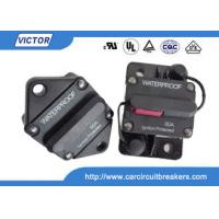 Trip / Hold Heavy Duty Circuit Breaker , 30A - 300A Automatic Reset Circuit Breaker Manufactures