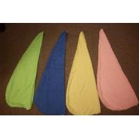 China Microfibre & Microfiber Hair Towel on sale