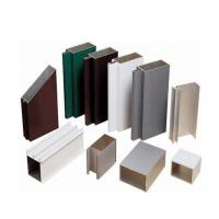 Powder Painted Aluminium Window Extrusion Profiles With Deep - Processing For Silding /Casement Window Manufactures