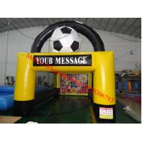 Inflatable football pitch for training Manufactures