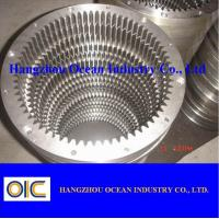 Ring Gears type M9 , M10 , M11 , M12 , M13 , M14 Manufactures