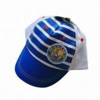 Baby Hat with Silkscreen Printing, Made of Cotton Fabric Manufactures