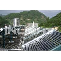 China Roof Top Solar Thermal Water Heating System  Plate Laser Welding Process on sale