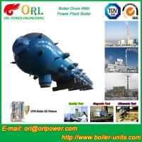 Once Through Electrical Water Boiler Dryer Drum Carbon Steel SA516 GR70 Manufactures