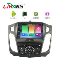 BT Radio 3G Wifi Ford Car DVD Player Built - In GPS Navigation System Manufactures
