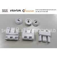 China Insert PC Plastic Injection Molding Service , Polycarbonate Injection Moulding Snap Washer on sale