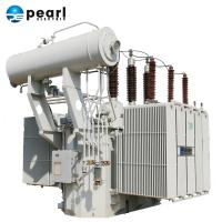 Durable 31.5 Mva Power Distribution Transformer With OLTC Up To 220 Kv Manufactures