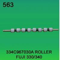 334C967030A ROLLER FOR FUJI FRONTIER 330,340 minilab Manufactures