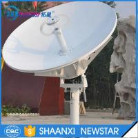 1.8m ring focus vsat RxTx small earth station satellite communication dish antenna Manufactures