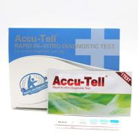 Accu-Tell® Alcohol Rapid Test Strip (Urine) Manufactures