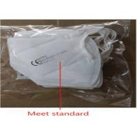 Non Woven 5 Plys BSI KN95 Protective Mask Manufactures