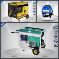 3 Phase Portable Generator Set Manufactures