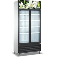 Commercial Refrigerator Freezer LC-1000M2F , Vertical Showcase With Glass Door Manufactures