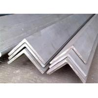 SUS 304 / 316L Stainless Steel Angle Bar Wear Resistant For Reaction Tower Manufactures