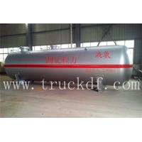 hot sale best price CLW brand 50,000L surface LPG gas stoage tank, factory direct sale 50m3 surface lpg gas tank Manufactures