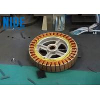 Buy cheap Armature Automatic Motor Winding Machine For Balance Car Wheel Hub Motor / Stator from wholesalers