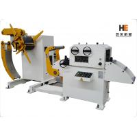 Hydraulic Expansion Decoiling And Straightening Machine Worm Wheel Adjust Manufactures