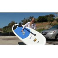 Portable Durable Inflatable Standup Paddleboard With 1 Pc Foot Brace Manufactures