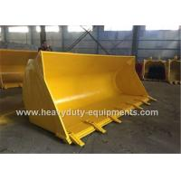 SDLG Construction Equipment Spare Parts Front End Loader Attachment LM Bucket For Loading Bulk Materials Manufactures