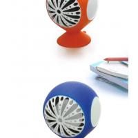 Top Sale Bluetooth Mini Speaker, Silicon Mushroom Portable Mini Speaker With USB Charger Manufactures
