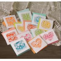 Artificial Paper Greeting Cards , Holiday Party Invitation Cards Manufactures