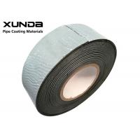 T600 Plastic Polyethylene Backing 1.0mm Thickness Joint Wrap Tape For Buried Pipeline Manufactures