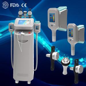 China Professional Cavitation RF Cryolipolysis Slimming Machine 1000W For Weight Loss on sale