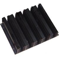 PVDF / Powder Coated Aluminum Heatsink Extrusion Profiles With 6061 T6 Alloy Manufactures