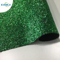 Printed Glitter Wall Fabric , Glitter Pattern Wallpaper 30 Meters For Household Room Manufactures