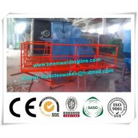 Construction Steel Shot Blasting Equipment For Pipe Outside and Inside Blasting Manufactures