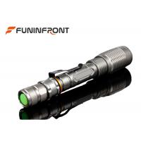 Quality 10W Powerful Fake Currency UV Detector / 395nmBlack Light Zoom Led Flashlight for sale