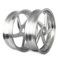 SUZUKI Custom Forged Motorcycle Wheels High Performance Aluminum Alloy Wheel Rims For Street Bike Manufactures