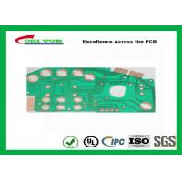 OSP Rigid-Flex Printed Circuit Board for Car 5mil PET Material Manufactures