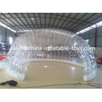 Diameter 4.5 m Inflatable Bubble Tent  Waterproof Outdoor Camping Use Manufactures