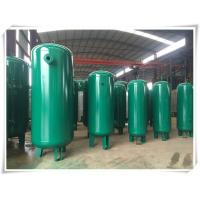 Industrial Screw Type Compressed Air Storage Tank , 200 Gallon Air Compressor Tank Manufactures